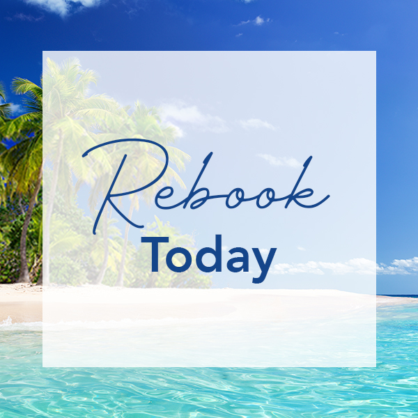 Rebook Today - Use your Future Cruise Credit